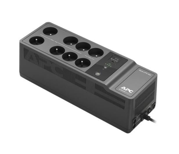 APC Back-UPS (850VA/520W, 8x FR, USB, USB-C) - 539751 - zdjęcie 2