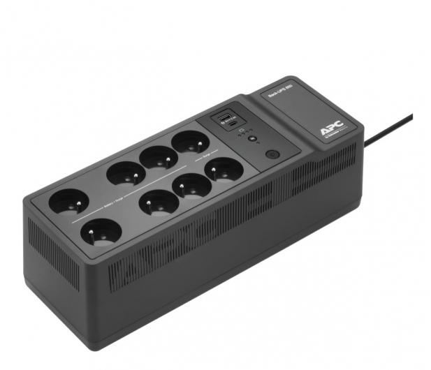 APC Back-UPS (850VA/520W, 8x FR, USB, USB-C) - 539751 - zdjęcie