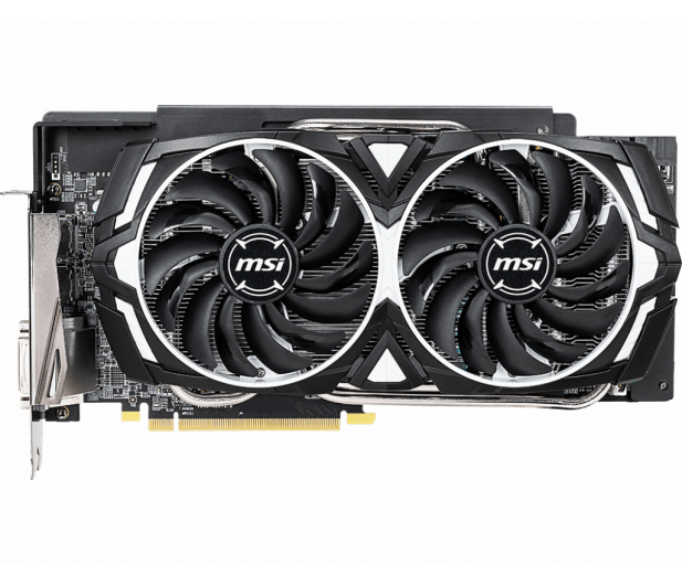 MSI Radeon RX 590 ARMOR 8GB GDDR5 - 540710 - zdjęcie 4