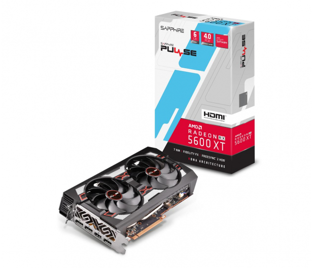 Sapphire Radeon RX 5600 XT PULSE 6GB GDDR6 - 540711 - zdjęcie