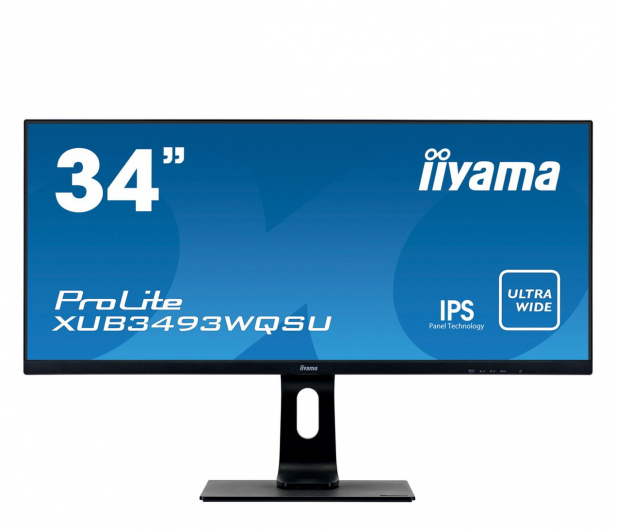 iiyama XUB3493WQSU-B1 - 540327 - zdjęcie