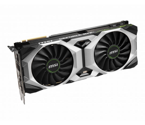 MSI GeForce RTX 2080 Ti VENTUS GP 11GB GDDR6 - 540909 - zdjęcie 2