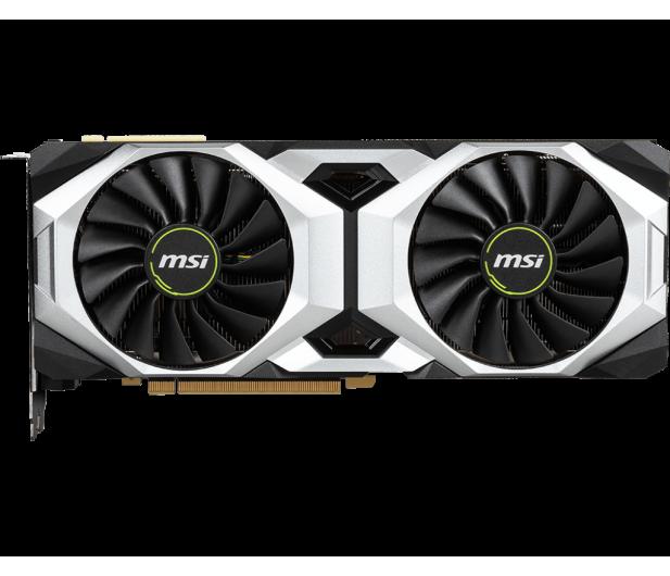 MSI GeForce RTX 2080 Ti VENTUS GP 11GB GDDR6 - 540909 - zdjęcie 3