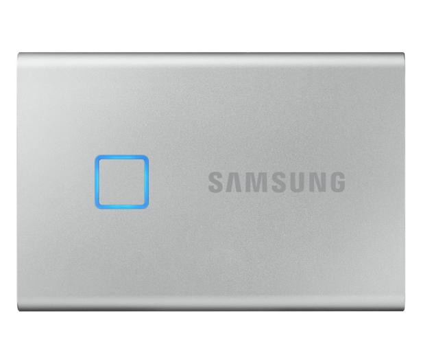 Samsung Portable SSD T7 Touch 2TB USB 3.2 - 541046 - zdjęcie