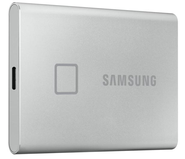 Samsung Portable SSD T7 Touch 2TB USB 3.2 - 541046 - zdjęcie 3