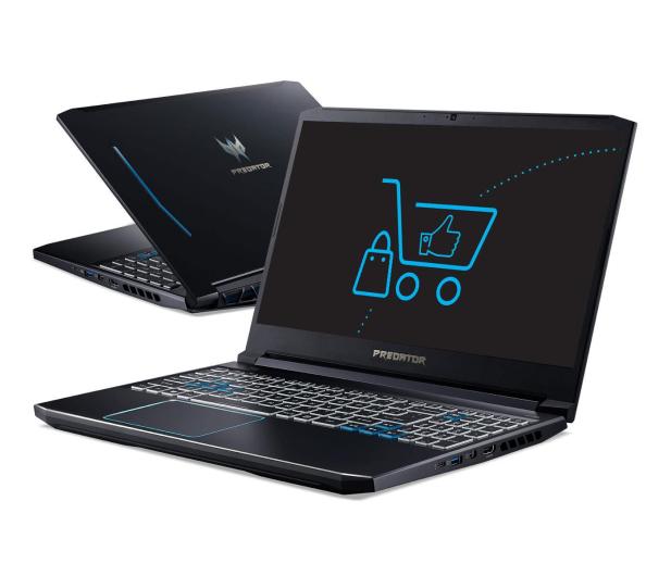 Acer Helios 300 i7-9750H/16GB/512 144Hz - 529597 - zdjęcie