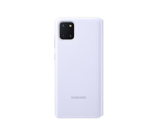 Samsung S View Wallet Cover do Galaxy Note 10 Lite biały - 540828 - zdjęcie 2