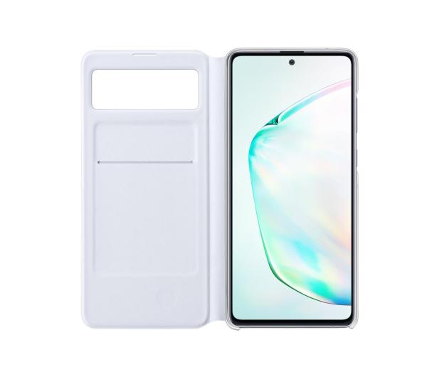 Samsung S View Wallet Cover do Galaxy Note 10 Lite biały - 540828 - zdjęcie 3