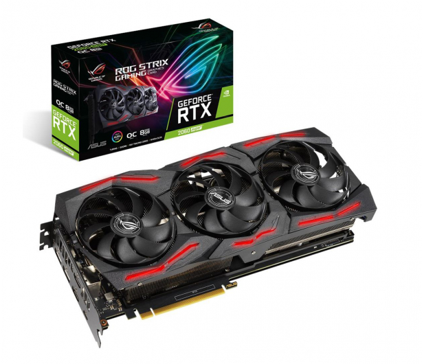 ASUS  GeForce RTX 2060 Super ROG EVO OC 8GB GDDR6  - 541541 - zdjęcie