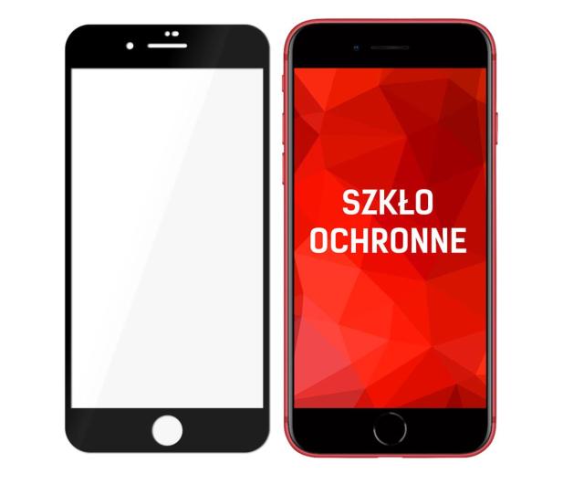 3mk NeoGlass do iPhone 7/8 Plus Black - 541573 - zdjęcie