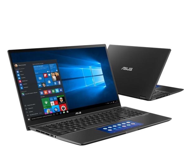 ASUS ZenBook Flip 15 i7-10510U/16GB/1TB/W10P GTX1050 - 533833 - zdjęcie