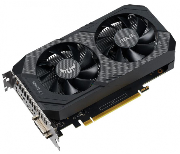 ASUS GeForce GTX 1650 TUF Gaming OC 4GB GDDR5 - 541506 - zdjęcie 2
