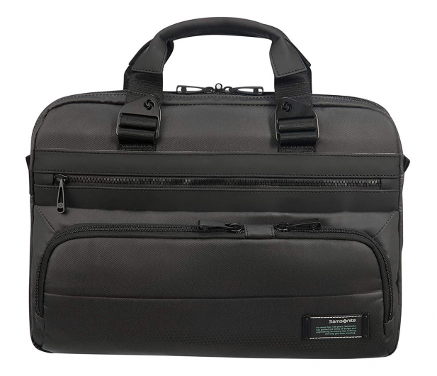 "Samsonite Cityvibe 2.0 Shuttle Bag 15.6"" czarna  - 540947 - zdjęcie"