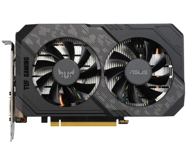 ASUS GeForce GTX 1660 SUPER TUF Gaming OC 6GB GDDR6 - 541516 - zdjęcie 3