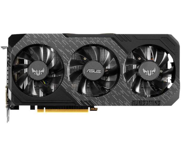 ASUS GeForce GTX 1660 SUPER TUF Advanced X3 6GB GDDR6 - 541521 - zdjęcie 4