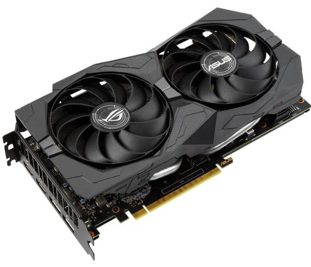 ASUS GeForce GTX 1660 SUPER ROG Advanced 6GB GDDR6 - 541529 - zdjęcie 2