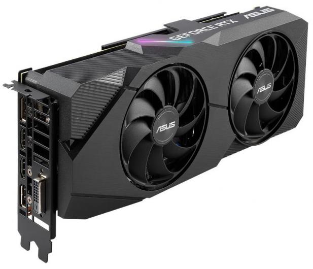 ASUS GeForce RTX 2060 SUPER DUAL EVO OC 8GB GDDR6 - 541538 - zdjęcie 4