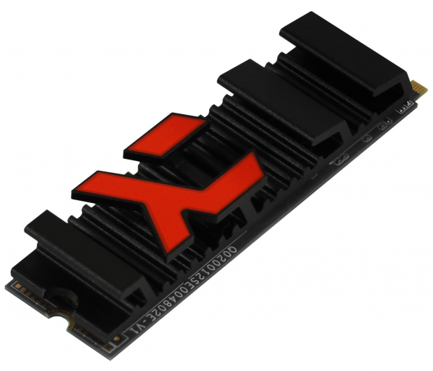GOODRAM 500GB M.2 PCIe Gen4 NVMe IRDM Ultimate X - 541240 - zdjęcie 4