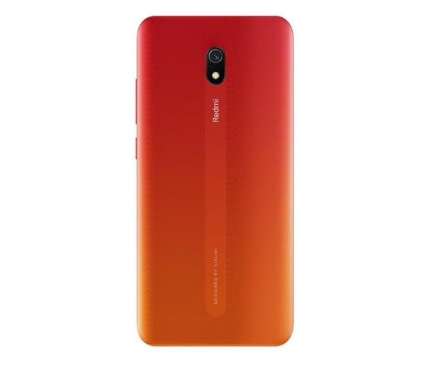Xiaomi Redmi 8A 2/32GB Sunset Red - 537327 - zdjęcie 3