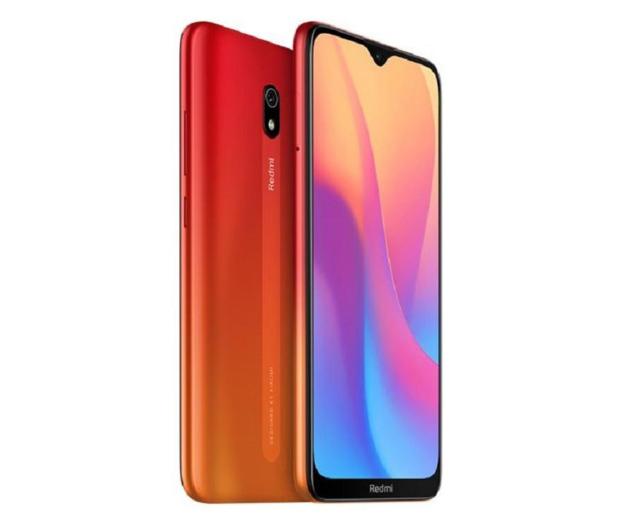 Xiaomi Redmi 8A 2/32GB Sunset Red - 537327 - zdjęcie 5