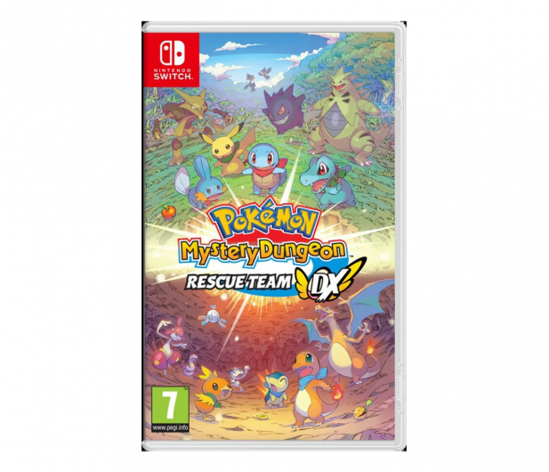 Switch Pokemon Mystery Dungeon: Rescue Team DX - 541209 - zdjęcie