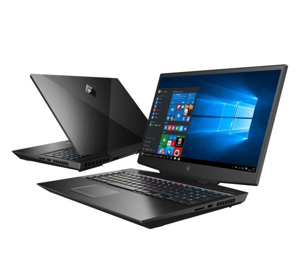 HP OMEN 17 i7-9750H/16GB/512/Win10x RTX2060 144Hz - 541689 - zdjęcie