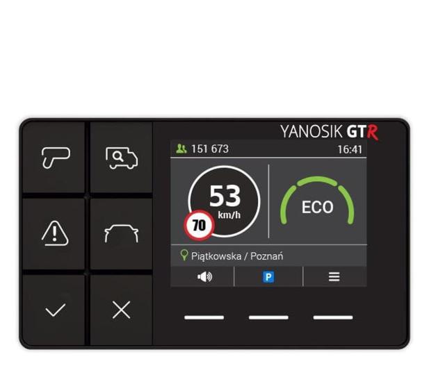 Yanosik Antyradar Yanosik GTR - 541095 - zdjęcie