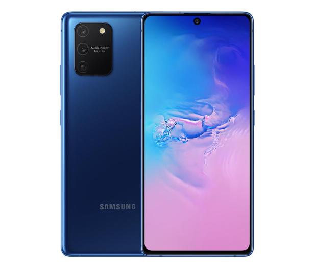 Samsung Galaxy S10 Lite G770F Blue - 536266 - zdjęcie