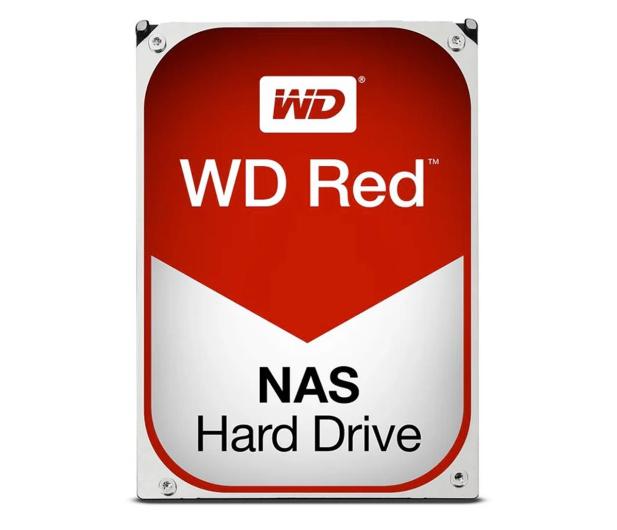 WD RED 4TB 5400obr. 256MB - 541378 - zdjęcie