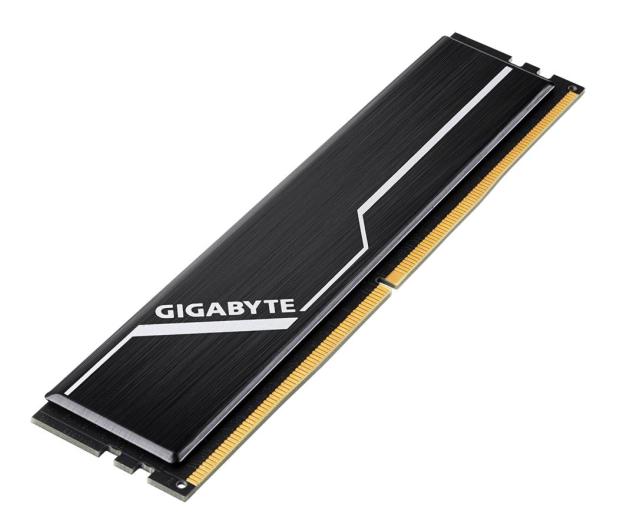 Gigabyte 16GB (2x8GB) 2666MHz CL16 Black - 541798 - zdjęcie 2