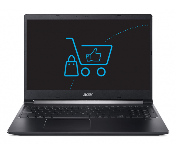Acer Aspire 7 i7-9750H/16GB/512 - 529579 - zdjęcie 2