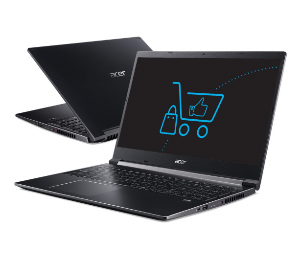 Acer Aspire 7 i7-9750H/16GB/512 - 529579 - zdjęcie