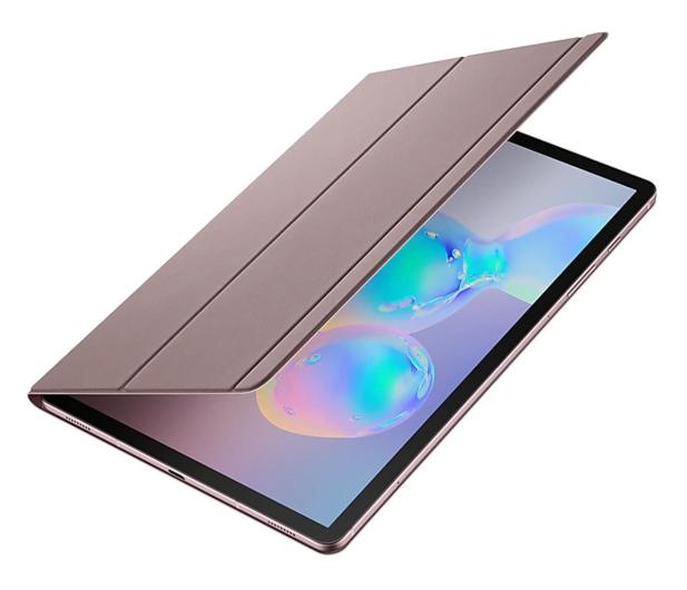 Samsung Book Cover do Samsung Galaxy Tab S6 brązowy - 536332 - zdjęcie 5