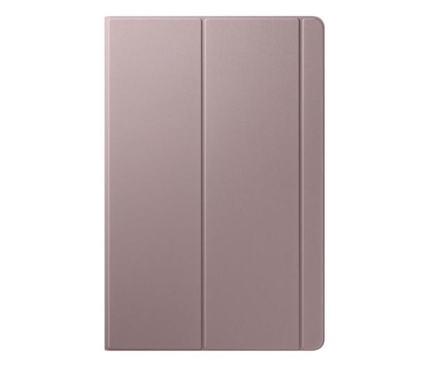 Samsung Book Cover do Samsung Galaxy Tab S6 brązowy - 536332 - zdjęcie