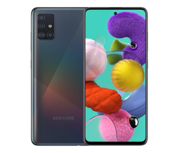 Samsung Galaxy A51 SM-A515F Black - 536260 - zdjęcie