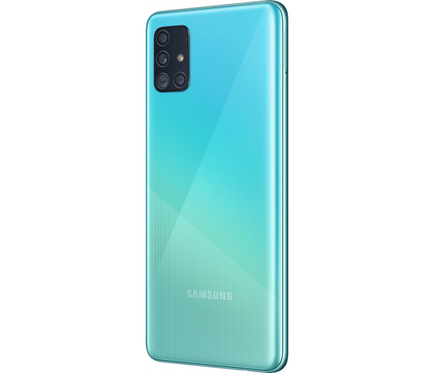 Samsung Galaxy A51 SM-A515F Blue - 536259 - zdjęcie 4