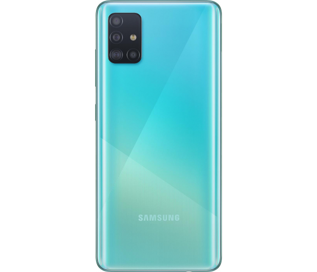 Samsung Galaxy A51 SM-A515F Blue - 536259 - zdjęcie 3