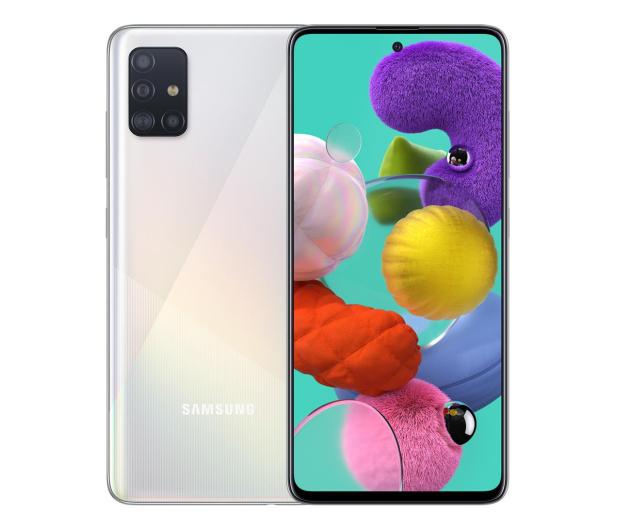 Samsung Galaxy A51 SM-A515F White - 536261 - zdjęcie