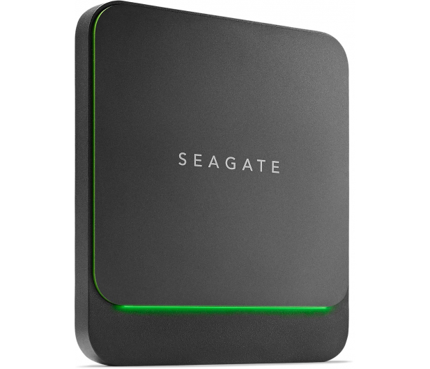 Seagate BarraCuda Fast SSD 500GB USB-C - 537253 - zdjęcie 3