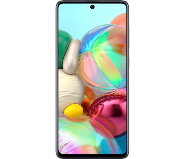 Samsung Galaxy A71 SM-A715F Silver - 536265 - zdjęcie 2
