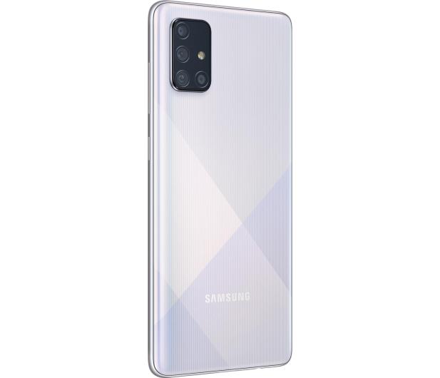 Samsung Galaxy A71 SM-A715F Silver - 536265 - zdjęcie 5