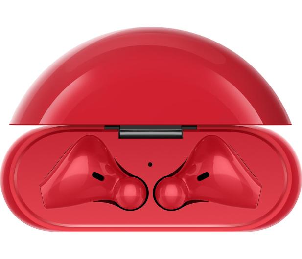 Huawei FreeBuds 3 czerwony - 539111 - zdjęcie 4