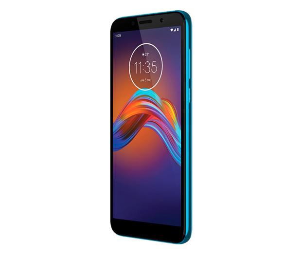 Motorola Moto E6 Play 2/32GB Dual SIM Ocean Blue - 543219 - zdjęcie 4
