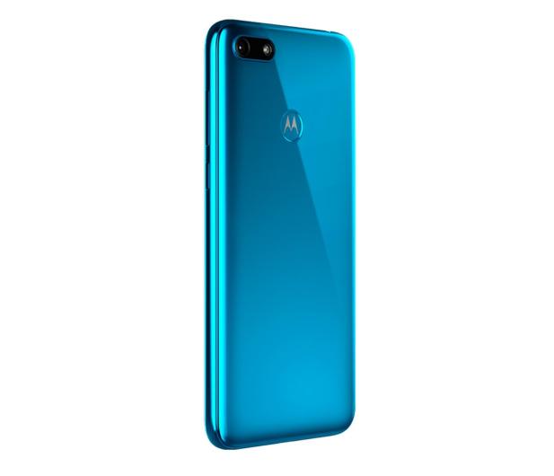Motorola Moto E6 Play 2/32GB Dual SIM Ocean Blue - 543219 - zdjęcie 5