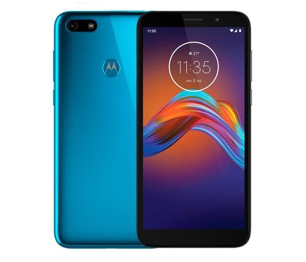Motorola Moto E6 Play 2/32GB Dual SIM Ocean Blue - 543219 - zdjęcie
