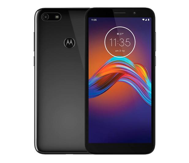 Motorola Moto E6 Play 2/32GB Dual SIM Steel Black - 543217 - zdjęcie