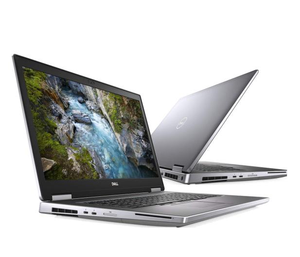 Dell Precision 7740 i7-9850H/16GB/512/Win10P RTX3000 - 541613 - zdjęcie