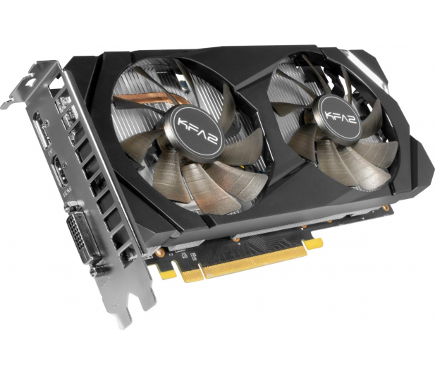 KFA2 GeForce GTX 1660 SUPER 1-Click OC 6GB GDDR6 - 524622 - zdjęcie 2