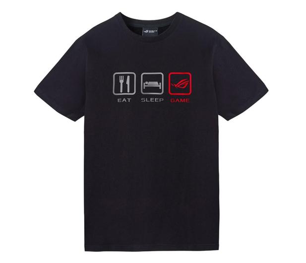 ASUS T-Shirt LifeStyle (czarny, M) - 469088 - zdjęcie