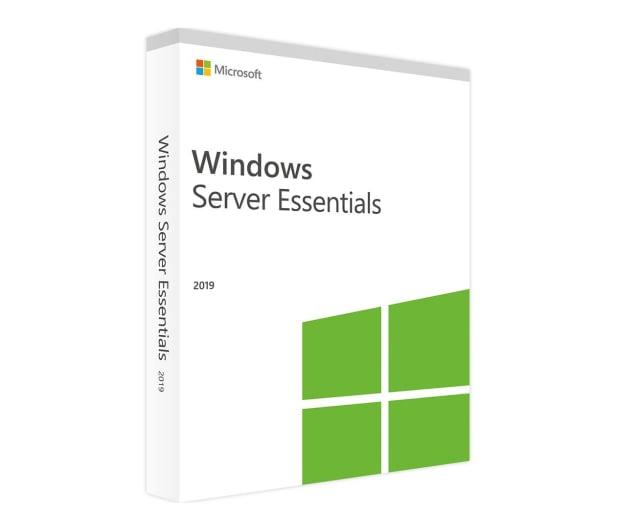 Microsoft Windows Server 2019 Essentials x64 2CPU PL OEM - 536657 - zdjęcie